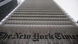 The New York Times a le lectorat canadien en ligne de