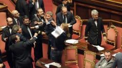 I Cinquestelle rovinano la festa a Matteo Renzi (FOTO,