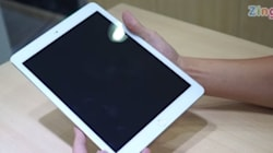 Le nouvel iPad Air ressemblera sûrement à