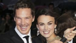 Benedict And Keira Brave A Rainy Red