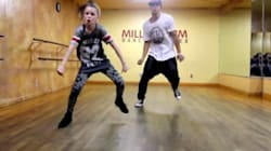 That Young 'Anaconda' Dancer Has Gone And Done It
