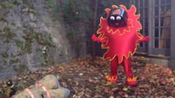 This Mascot Didn't Pan Out At