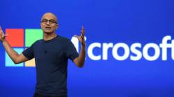 Le patron de Microsoft s'excuse après une gaffe sur le salaire des