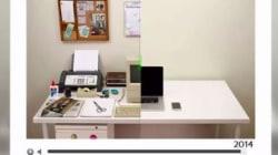 Come si è trasformata la scrivania in 35