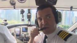 WATCH: Rick Mercer Gets B.C. Float Plane