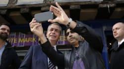 Farage mette la prima bandierina a