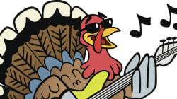 A Thanksgiving Soundtrack For Your Turkey