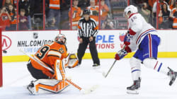 Le Canadien bat les Flyers