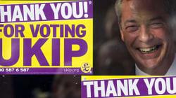 25% des Britanniques soutiennent maintenant le parti europhobe