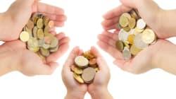 Ensine o valor do dinheiro aos