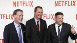 Un mois après son lancement, Netflix fait le bonheur des producteurs
