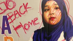 Toronto City Council Candidate's Signs Defaced With Racist