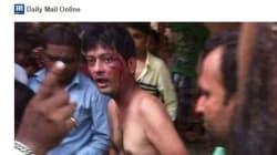 Stupratore indiano castrato dalla folla