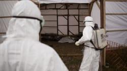 エボラ出血熱「防護服が適切に使われていない」