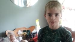 9-Year-Old Gives Away His Thanksgiving