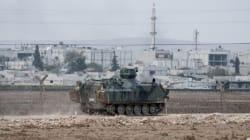Turquie: l'armée turque a bombardé des positions rebelles du