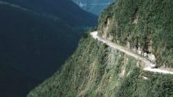La route la plus dangereuse du