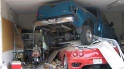 25 Weeeeird Crash