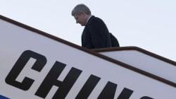 Harper Urged To Press China On Hong Kong
