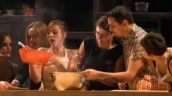 « Cuisine et confessions »: le spectacle 7 services des 7 doigts de la main