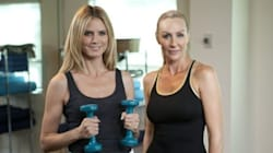 How To Work Out Like Heidi Klum (We're