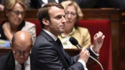 Conspué à gauche, Macron peine à convaincre la