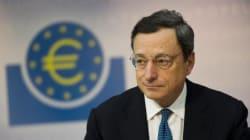 Draghi assicura maggiore liquidità alle banche