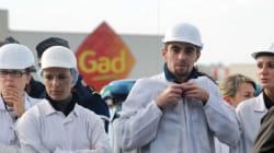 Le feuilleton Gad s'achève, 530 emplois