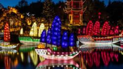 La magie des lanternes: à quoi vous attendre de l'édition 2014?