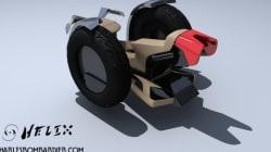 L'Helix, un transporteur urbain