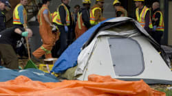 Vancouver Homeless Camp