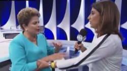 Dilma Rousseff victime d'un malaise en direct à la