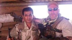 Alla guerra contro Isis in motocicletta