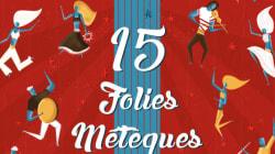 15 Folies Métèques pour le Festival du Monde arabe