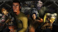 'Star Wars Rebels' Review: Rebels With A