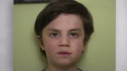 Une publicité-choc pour Enfant-Retour Québec