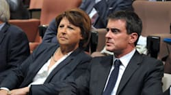 Face aux critiques d'Aubry, Valls a