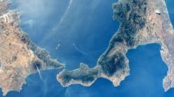 Les magnifiques clichés de la Terre pris par Alexander Gerst depuis la Station spatiale internationale