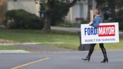 Toronto Election Draws Record