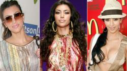 Bonne fête Kim Kardashian: évolution de son style en images