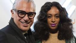 Solange Makes Surprise Appearance At Toronto Fashion