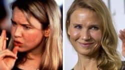 Les transformations de Renée Zellweger en