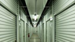Dead Babies Found In Storage