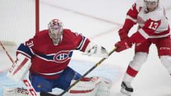 Le Canadien vient à bout des Red Wings en prolongation