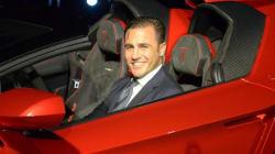 Cannavaro accusato di frode fiscale. Sequestrati beni per 900 mila