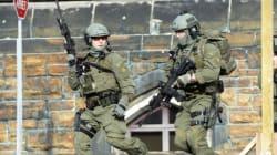 Le périmètre de sécurité est levé au centre-ville d'Ottawa