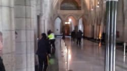 Video Of Shooting Within Parliament In