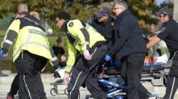 Attentat au parlement d'Ottawa: la vidéo de l'intérieur