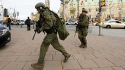 Fusillade au Parlement d'Ottawa, deux
