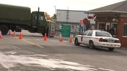 Les militaires canadiens reçoivent l'ordre de ne pas porter l'uniforme hors des